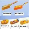 plastic bed dust brush