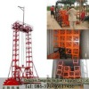 Building materials concrete lifting machine