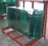 12.38mm clear tempered laminated glass for stairs
