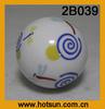 Hotsun Hotsale lovely&Cute Porcelain Aquarium Ornament Home Artworks 2B039