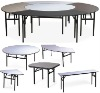 YC-T56 Many kind of hotel round dining designer table