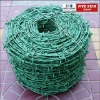 ISO 9001:2008 PVC Coated Barbed Wire ( High Credit Standing )