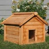 Simply Insulated Dog House