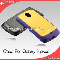 High quality Silicone cover case for samsung galaxy nexus i9250