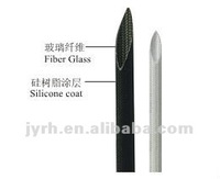silicone resin fiberglass sleeve
