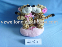WN14722 stuffed tiger toy