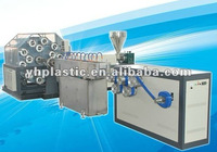 New one-step high-pressure high-intensity pvc lay flat hose production line