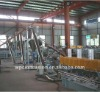 PE+Wood Pelletizing Extrusion Lines