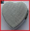 Heart Shaped Cheap Metal Medicine Box