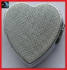 Heart Shaped Cheap Metal Medicine Box