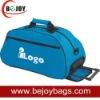 multifunctional sports trolley travel bag