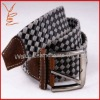 2012 luxury leather rope belt