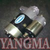 Air cooled 2/3/5/6kw diesel generator parts