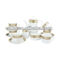 2012 chinese decal ceramic tea set/bone china tea set