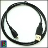 micro USB cable 2.0 black