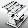 Household Kitchen Use Stainless Steel Manual Pasta Machine 2 Blades Top Sales!