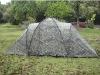 Promotional Camo 4-man Camping tent