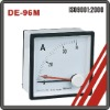 DE-96M Square Maximum Demand Ammeter