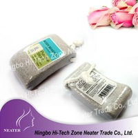 2012 new design plastic feet pumice stone for foot grater