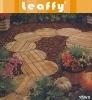 garden wooden tile