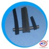 Rubber Extrusion Cord Seal Tube with non-standard shape