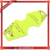 customized colorful paper jewelry tags supplier from china