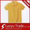 Wholesale Fashion New Design Men's 100 Cotton Polo T shirts Short Sleeve Cheap Polo T shirt