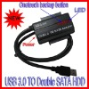 NEW USB 3.0 TO SATA cable Support:Double sata HDD