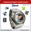 W950 diamonds waterproof watch phone