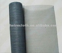 Good permeability Black Fiberglass Screen / Insect screen
