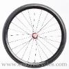 Carbon cyclocross wheel 50mm tubular, Pillar 1420 spoke, 1270g
