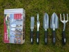 Aluminum alloy garden tool set