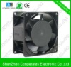 110/240 V AC axial fan 8038 got CE,ROHS