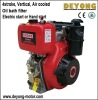 CE EPA 10hp air cooled diesel engine