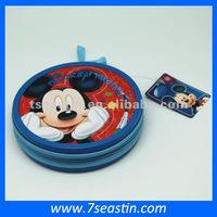 round cd tin box