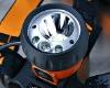 IPX5 Waterproof 1w Led and 3white LED headlamp