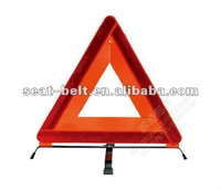 Reflective warning triangle