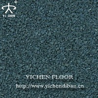 Rubber Flooring For Outdoor Sport Court Use