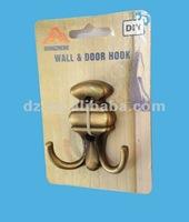 zinc alloy hooks
