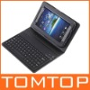 Wireless Bluetooth Keyboard + Case for Samsung P1000