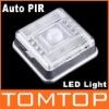 8 LED Light Lamp PIR Auto Sensor Motion Detector, Wholesale