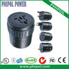 universal travel plug converter with EU UK AU etc