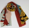 2012 newest style wool scarf