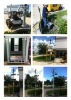 300W Solar&Wind Hybrid Micro Power System