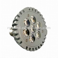 7W E27-E14 Higher power LED Spotlight