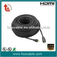24K Gold-plated 20 meters HDMI Cable,Support Ethernet,3D,1080P