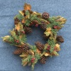 New arrival,Decorative Artificial Autumn Garland,artificial pine garland