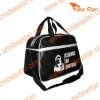 S1-FBRB05 black retro travelling bag