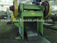 expanded wire mesh machine