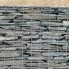 1x2 gabion stone cage wire mesh